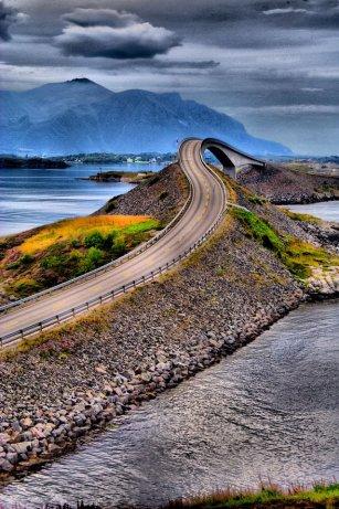 Bridge to somewhere